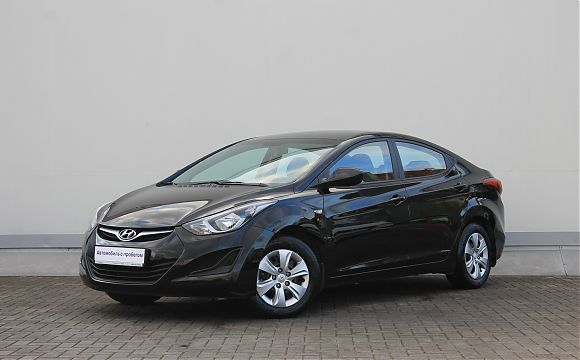 Hyundai Elantra 1.6 AT 2014