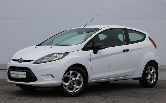 Ford Fiesta 2010 1.4D MT