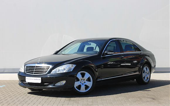 Mercedes-Benz S-class 3.5AT 2005