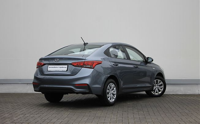 Hyundai Solaris 1.4 AT 2018