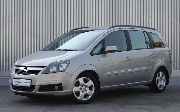 Opel Zafira 1.8AT 2006