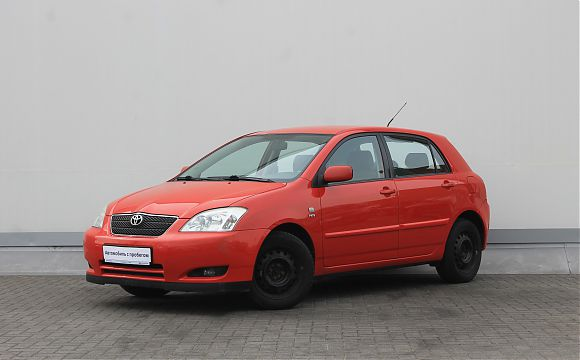 Toyota Corolla 1.6AT 2003