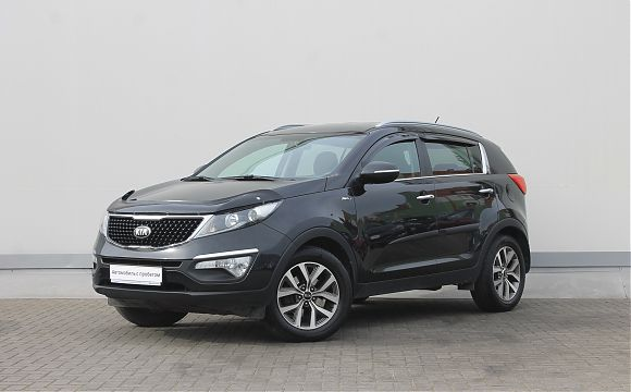 Kia Sportage 2.0 AT 4WD 2014
