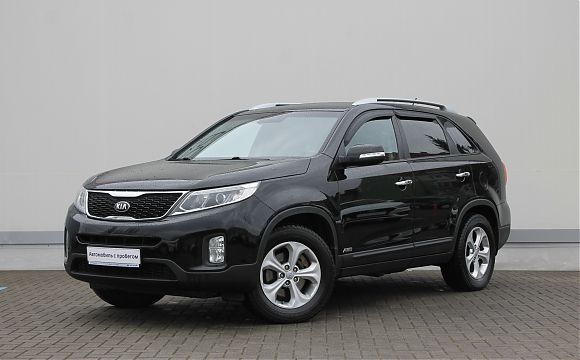Kia Sorento 2.4AT 4WD 2013