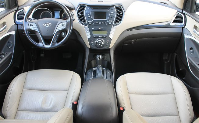 Hyundai Santa Fe 2.4 AT 2014