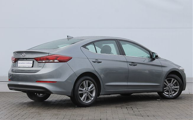 Hyundai Elantra 2.0 AT 2017