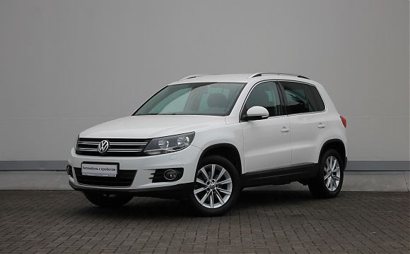 Volkswagen Tiguan 2.0 AT 2011