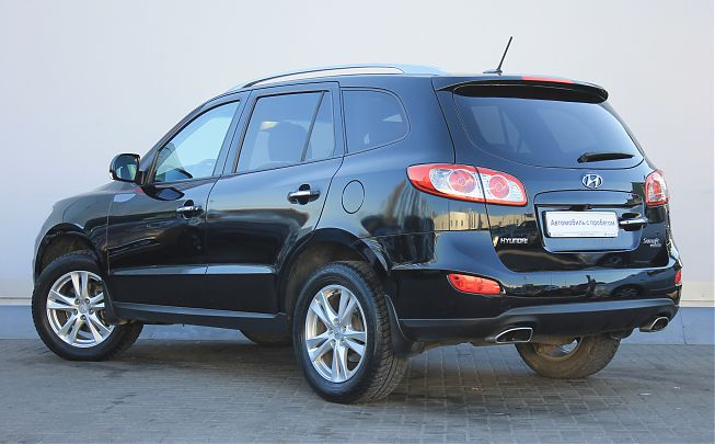 Hyundai Santa Fe 2,4 AT 2011