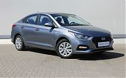 Hyundai Solaris 1.6 AT 2017