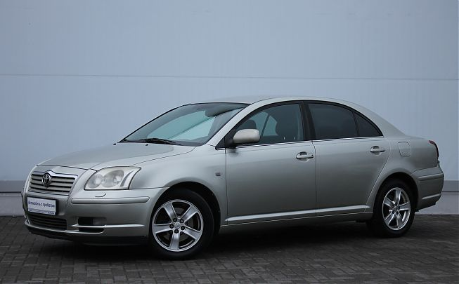 Toyota Avensis 2.0 AT 2005