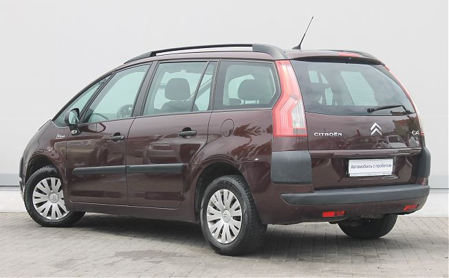 Citroen C4 Grand Picasso 1.6D MT 2008