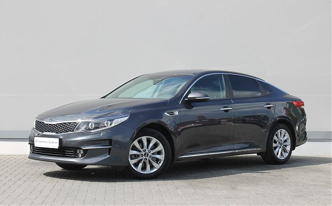 Kia Optima 2.0AT 2017