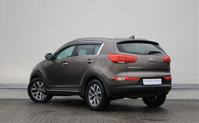 Kia Sportage 2.0D AT 2014