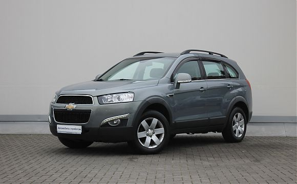 Chevrolet Captiva 2.2D AT 4WD